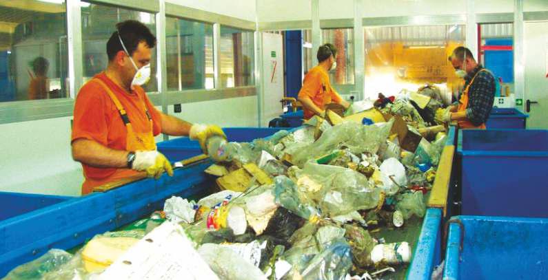 picture nanotech waste company