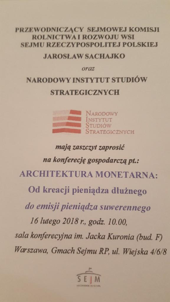 Zaproszenie 16 II 2018x