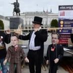 Demonstracja Frankowicze