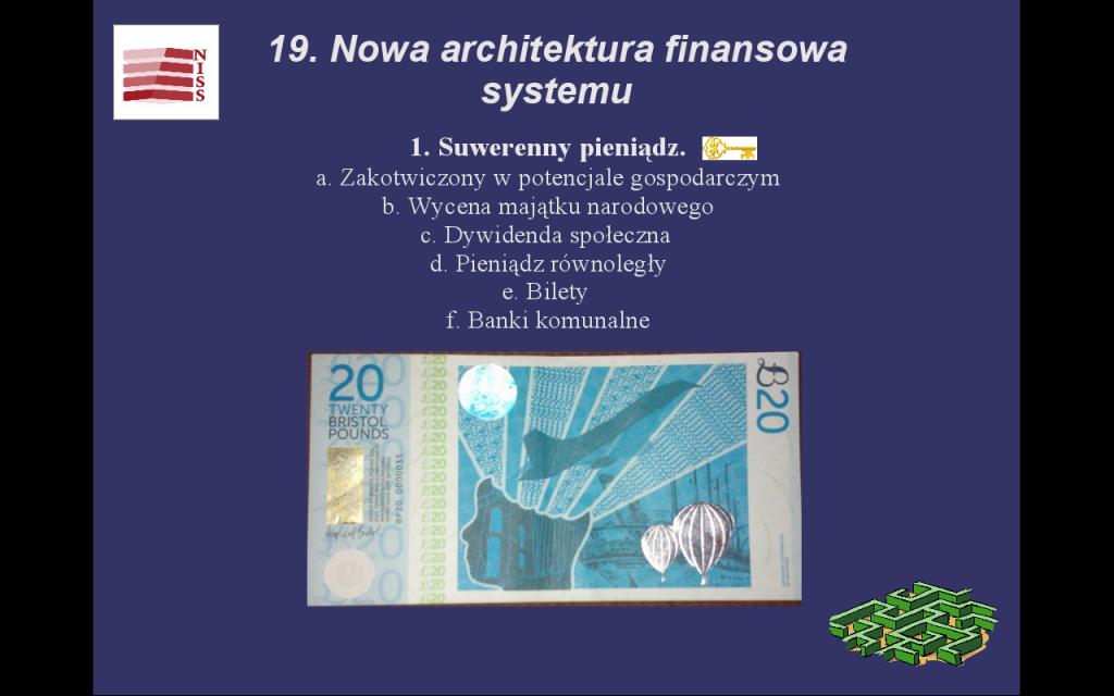 Nowa architektura finasowa